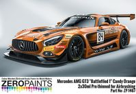 1467 Mercedes AMG GT3 Battlefiled 1 - Image 1