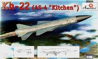 Raduga X-22 ( Kh-22) AS-4 Kitchen Soviet Large Long-Range Anti-Ship Missile