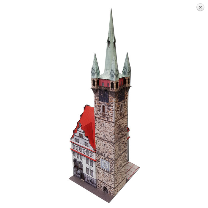 Klatovy - Black Tower - Image 1