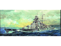 Germany Bismarck Battleship 1941 - Image 1