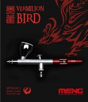 Vermilion Bird 0,3 mm Airbrush