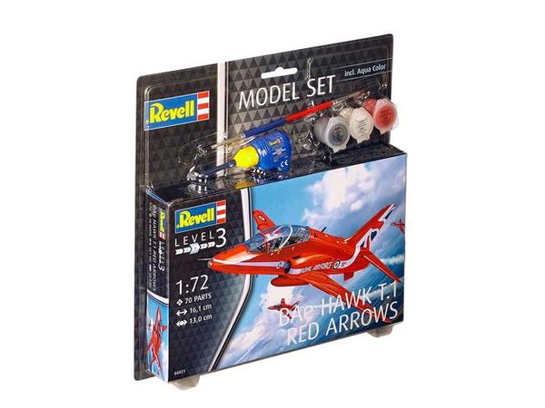 Model Set BAe Hawk T.1 Red Arrows - Image 1