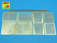Side mesh screens for Pz.IVJ JgdPz.IV(A)