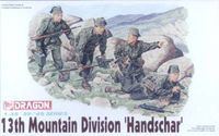 German 13th Mountain Division Handschar - Image 1