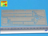 Finish army assault gun BT-42 - vol. 2 - additional set - fenders Tamiya - Image 1