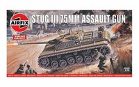 Stug III 75MM Assault Gun Vintage Classics