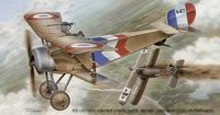 Nieuport Nie.11 Bebe French aces - Image 1