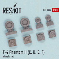F-4 Phantom II (C, D, E, F) wheels set - Image 1