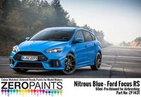 1431 Nitrous Blue - Ford Focus RS