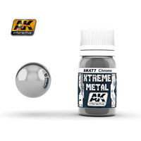 AK477 XTREME METAL CHROME