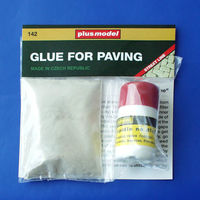 Glue for paving