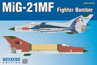 MiG-21MF Fighter-Bomber Weekend Edition