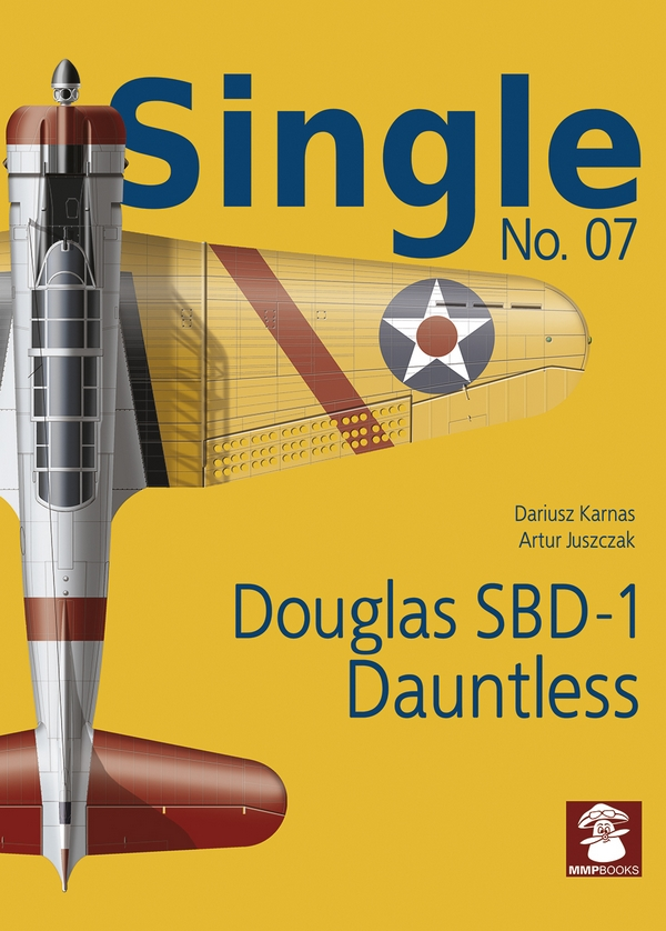 SINGLE No.07 Douglas SBD-1 Dauntless - Image 1