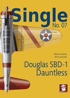 SINGLE No.07 Douglas SBD-1 Dauntless
