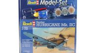 Hawker Hurricane Mk.II (model set)