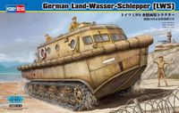 German Land-Wasser-Schlepper (LWS) amphibious tractor Early production - Image 1