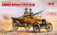 ANZAC Drivers (1917-1918) (2 figures)