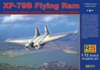 XP-79 Flying Ram