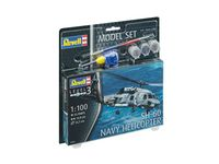 SH-60 Navy Helicopter (Model Set)