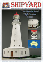 North Reef Lighthouse nr4 skala 1:72 - Image 1