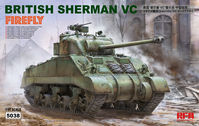 "BRITISH SHERMAN VC ""VELIKIYE LUKI"" W/ WORKABLE TRACK LINKS"