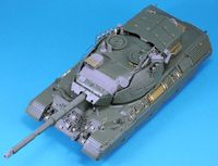 Leopard C2 Update/Detailing set (for TAKOM 2004) - Image 1