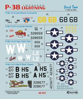 P-38 Lighting Part II.