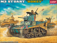 British M3 Stuart 'Honey'