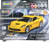2014 Corvette Stingray Mofdel Set - Image 1