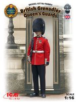 British Grenadier Queens Guards (100% new molds)
