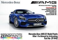 1442 Mercedes AMG GT Brillnt Blue