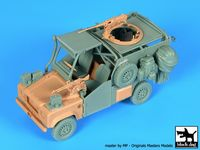 Land Rover WMIK conversion set for Hobby boss