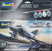 F-4E Phantom Model easy-click system Model Set - Image 1
