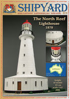 North Reef Lighthouse nr55 skala 1:87 - Image 1