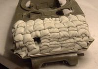 Sand Armor for M4A3 Sherman Tanks (HVSS Suspension) - Image 1
