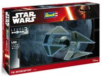 Star War Tie Interceptor - Image 1