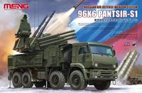 Russian Air Defense Weapon System 96K6 Pantsir-S1