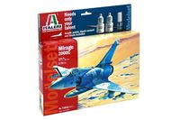 Dassault-Breguet Mirage 2000C (Model Set)