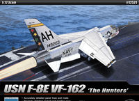 "USN F-8E VF-162 ""The Hunters"""