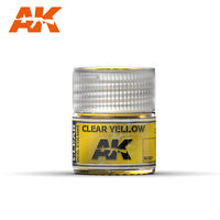 RC507 Clear Yellow