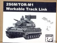 2S6M/Tor-M1- Workable track link