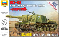 Soviet Tank Destroyer ISU-152