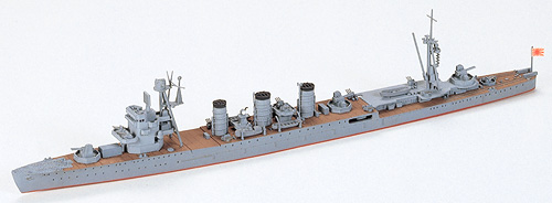 Japanese Light Cruiser Isuzu - Image 1