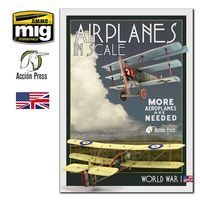 Airplanes in Scale - Vol III - World War I (English)