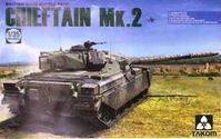 British MBT Chieftain Mk.2