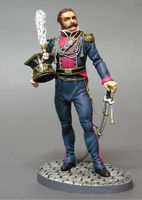 Officer Of Polish Lancers   Duchy Of  Warsaw 1812