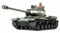 Russian Heavy Tank JS-2 Model - 1944 ChKZ