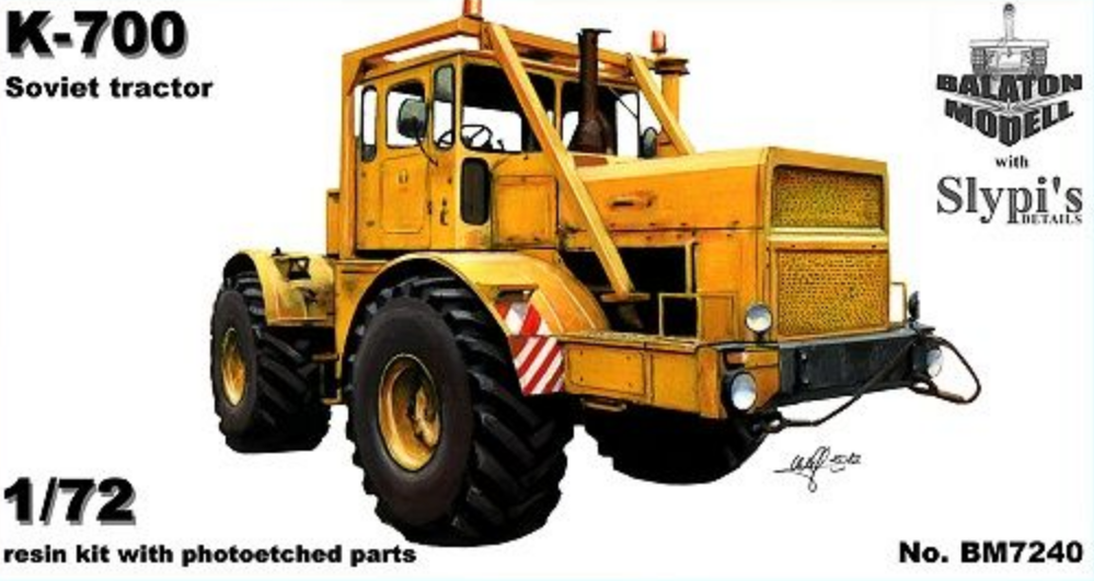 Kirovets K-700A tractor - Image 1