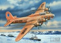 Petlyakov Pe-8 Polar Aviation Soviet Long Range Cargo Plane
