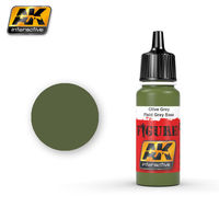 AK3141 Olive Grey / Field Grey Base